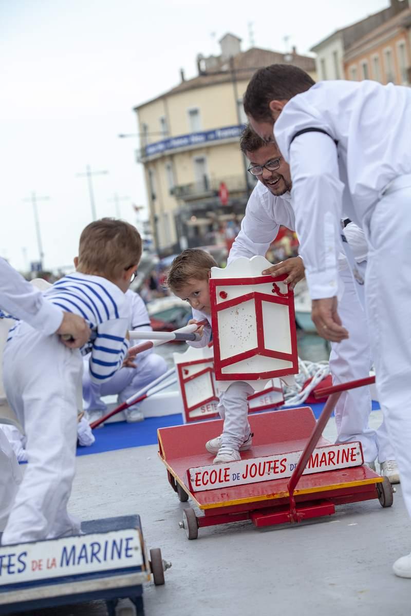 Petit Jouteur Chariot 62